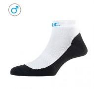 Шкарпетки чоловічі P.A.C. Running Ultralight Speed білий 44-47