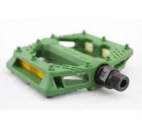 Педалі Wellgo B223N нейлонові зелений