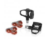 Педалі контактні XLC PD-S13, 326 гр, чорні, Road