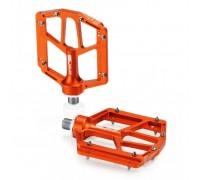 Педали XLC PD-M14, 318 гр, оранжевые