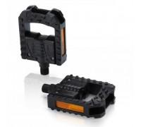 Педалі складні XLC PD-F01, 325 гр, чорні