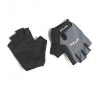 Перчатки XLC CG-S03 Apollo, черно-серые, XL