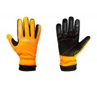 Рукавички ONRIDE Icy 30 помаранчевий XL