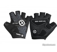 Рукавички KLS Comfort New чорний/білий M