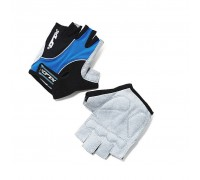Перчатки XLC CG-S04 Atlantis, сине-серо-черные, S