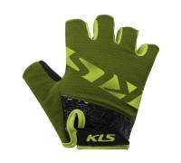 Рукавички короткий палець KLS Lash форест XL