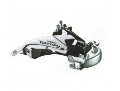 Переключатель передний Tourney FD-TY500-TS6 | Veloparts