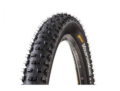 Покрышка Continental Mountain King II 29x2,4 180 TPI foldable | Veloparts