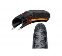 Покрышка Continental Grand Prix 4-Season Double Vectran Breaker 622x25 Foldable 330TPI