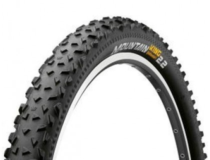 Покрышка Continental Mountain King II Performance 29x2,2 foldable RTR | Veloparts