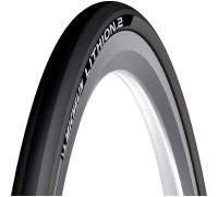 Покрышка Michelin LITHION2 V2 700x23C Folding чорний/сірий