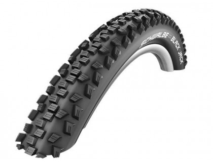 Покришка Schwalbe Black Jack KevlarGuard (26x1.90) 47-559 B/B-SK SBC | Veloparts