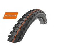 Покришка Schwalbe Eddy Current Rear Evo TL-Easy Folding SG E-25 27.5˝x2.80˝ (70-584) Addix Soft