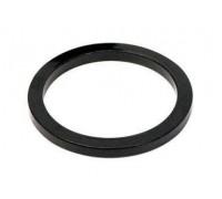 Кільце проставочне під винос Longus Al 28.6 3 мм чорний