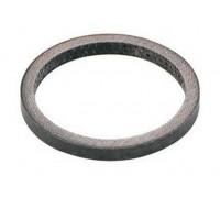 Кільце проставочне під винос Longus Carbon 28.6 3 мм чорний