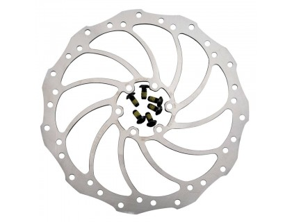 Ротор Magura Storm, ø203 mm, серебристый | Veloparts
