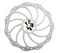 Ротор Magura Storm, ø180 mm, серебристый
