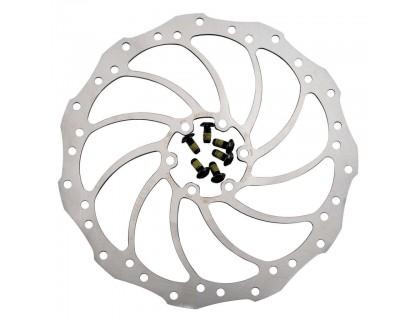 Ротор Magura Storm, ø160 mm, серебристый | Veloparts