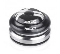 Рульова колонка XLC HS-I06, 1 1/8 - 1 1/4, конус, інтегрована