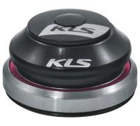 Рульова колонка KLS SHS-35 1-1/8˝ - 1-1/2˝ напівінтегрована чорний