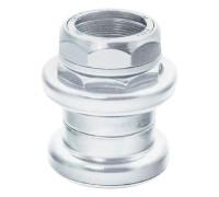 Рульова колонка KLS THS-10 threaded 1 1/8˝ з різьбою сріблястий
