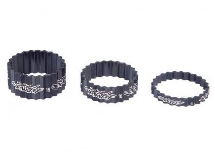 Кольца проставочные Amoeba(набор) | Veloparts