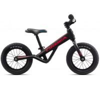 Дитячий велосипед Orbea Grow 0 20 чорний-червоний