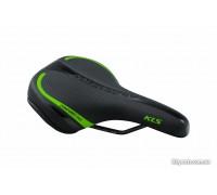 Сідло KLS Comfortline 17 зелений