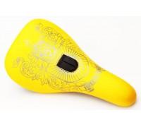 Сідло FireEye Shield DJ/Street Pivotal жовтий