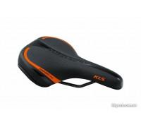 Сідло KLS Comfortline 17 помаранчевий