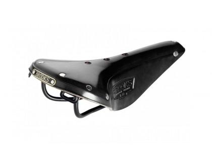 BROOKS B17 Narrow Unisex Black | Veloparts