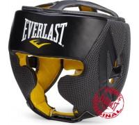 Шлем боксерский Everlast EverCool черный L-XL