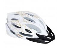 Шлем Tempish STYLE, бело-золотой, S