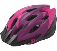 Шолом KLS Blaze 18 рожевий/фіолетовий M/L (58-61 см)