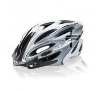 Шлем XLC Fuego, бело-серый, L/XL(58-62)