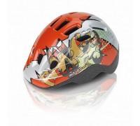 Шлем детский XLC Kidz, красный, S/M (52-58)