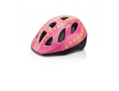 Шлем детский XLC BH-C16, розовый, XS/S (49-54) | Veloparts