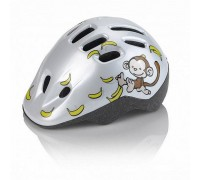 Шлем детский XLC Monkey, серый, XS/S(47-52)