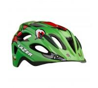 Шолом дитячий Lazer P`NUT зелений дракон 46-50см