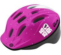 Шолом дитячий KLS Mark 18 рожевий XS/S (47-51 см)