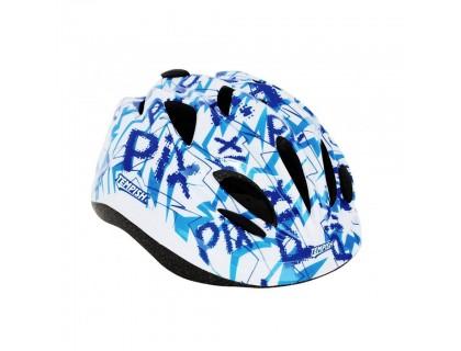 Шлем детский Tempish Pix, голубой, S(49-53) | Veloparts