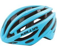 Шолом KLS Sprut блакитний M/L (58-62 см)
