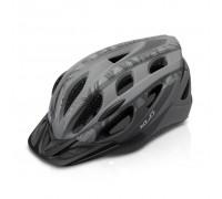 Шлем XLC BH-C19, черно-серый, L/XL (54-58)