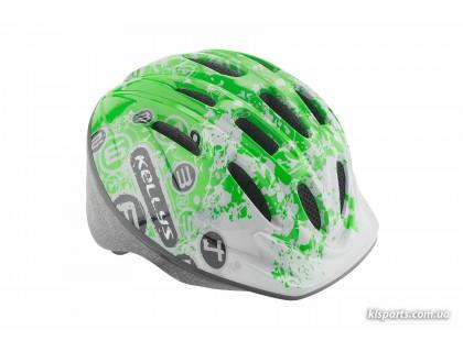 Шолом KLS Mark дитячий зелений XS/S   Veloparts