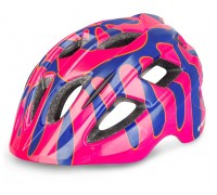 Шолом дитячий R2 Bondy рожевий/фіолетовий M (56-58 см)