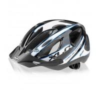Шлем XLC Yellowstone, бело-черно-синий, XXL ( 59-65)