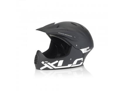 Шлем XLC Full Face, черный матовый, M/L (58-61)   Veloparts