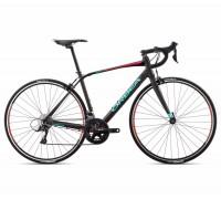 Велосипед Orbea AVANT H50 18 53 Black-Pink-Jade green