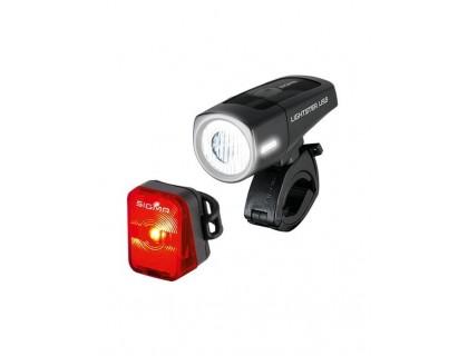 Комплект LIGHTSTER USB K-SET Sigma Sport | Veloparts