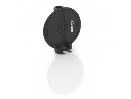 Ключ для спиц XLC TO-ND03, 3,2мм, черный | Veloparts